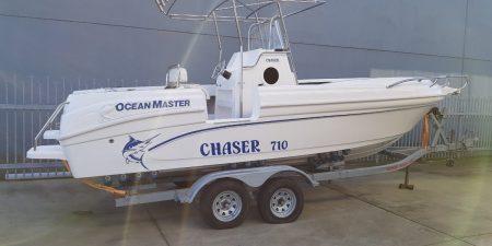 OCEAN MASTER Boat - 710 CENTRE CONSOLE