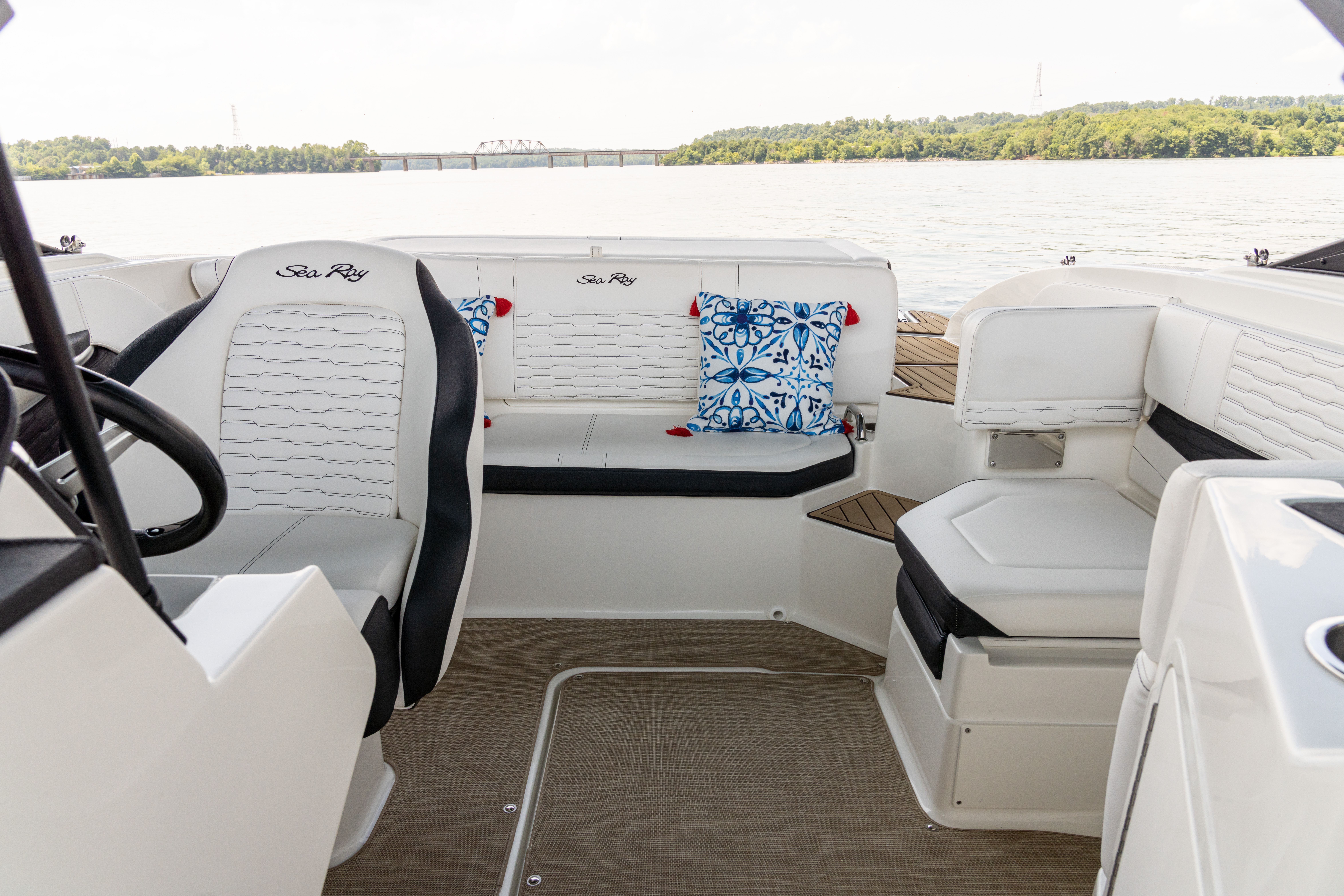 Sea Ray SPX 190 MY 2021 Bowrider full