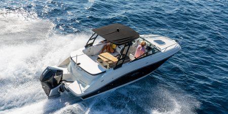 Sea Ray Sun Sport 230 OB for sale at BayMarine