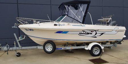 Caribbean Belmont Boat for Sale