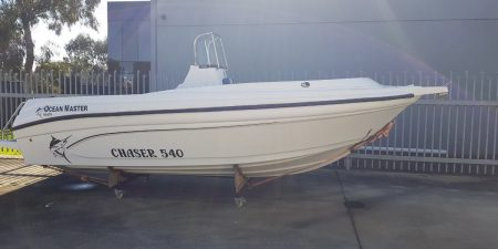 Ocean Master Chase 540 Boat for Sale