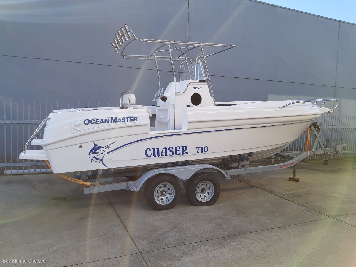 Ocean Master Chase 710 Boat for Sale