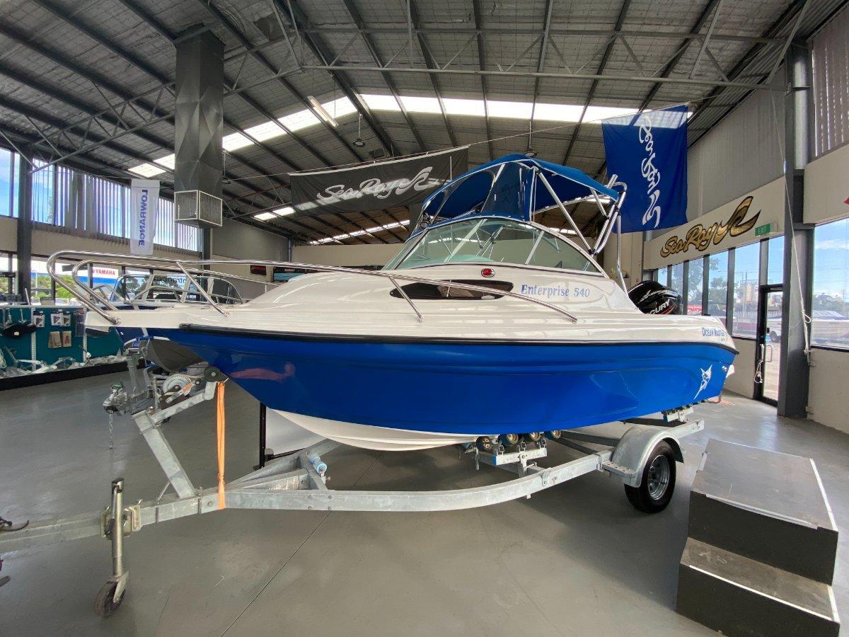 Ocean Master Enterprise 540