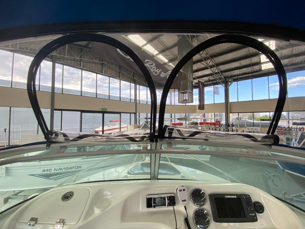 Ocean Master Boat Enterprise 540 full