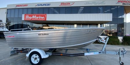 Stacer Seahorser 469 Used boats for sale