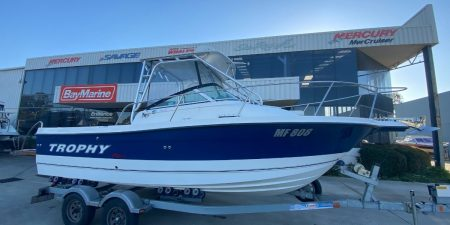 Trophy Boat 2152 for sale1