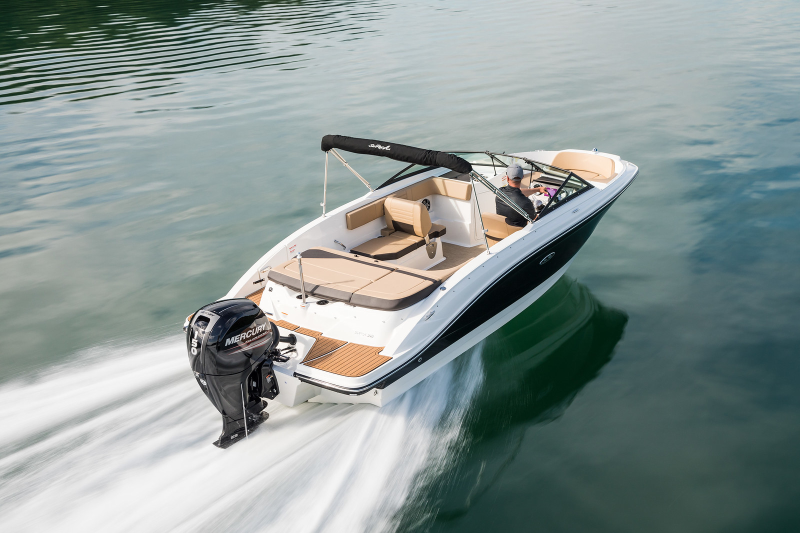 Sea Ray Bowrider SPX 210 Outboard full