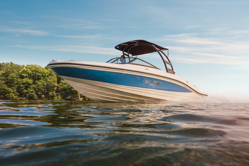 Sea Ray Bowrider SPX 210 full