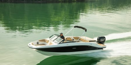 Sea Ray SPX 210 Outboard for sale at BayMarine