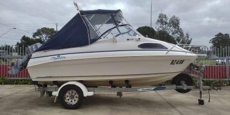 Haines Signature 520C Boat for Sale