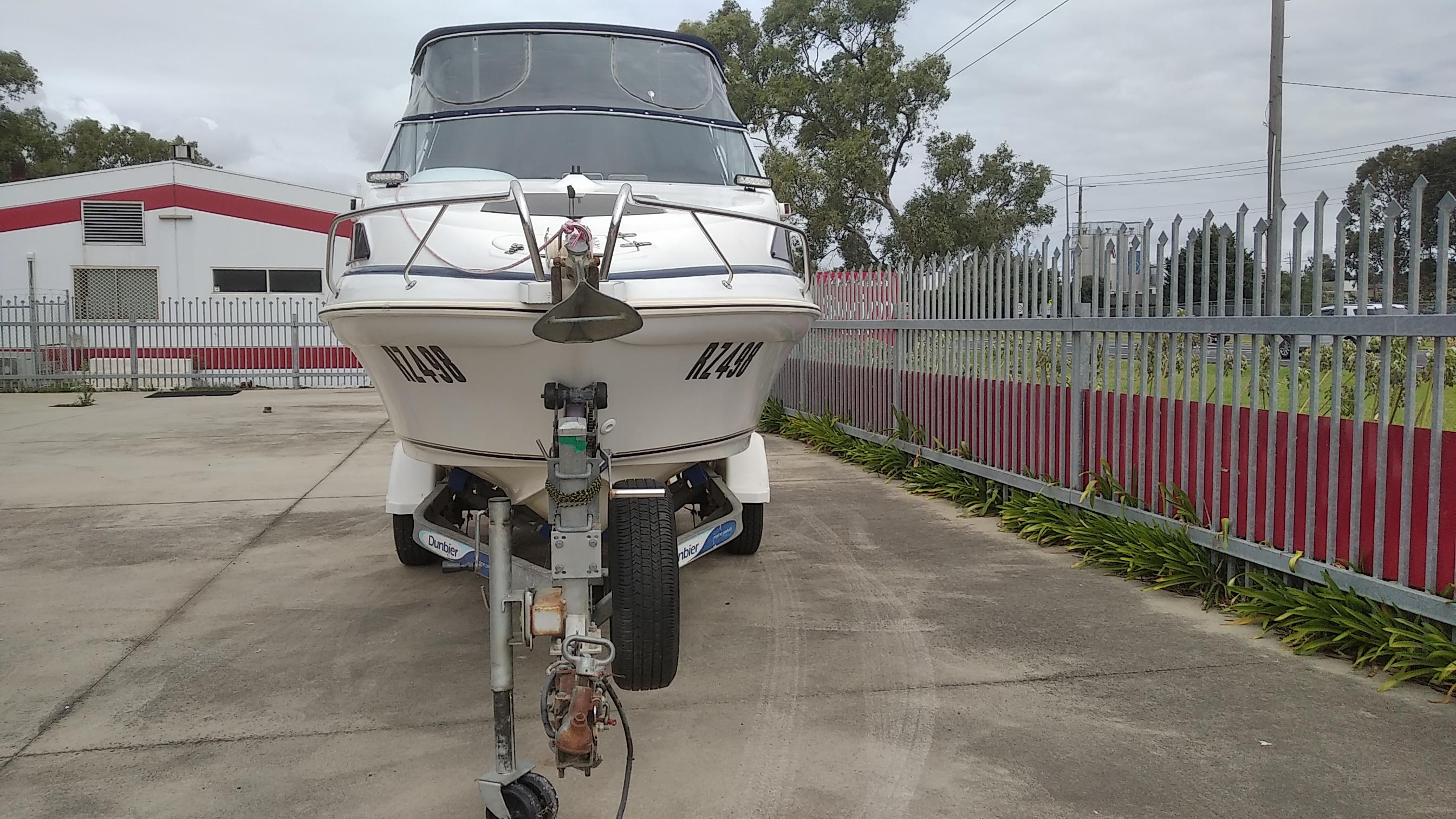 Haines Signature 520C Boat full