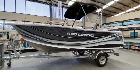 Clark Boats - Aluminimum Boats for sale - Legend 520
